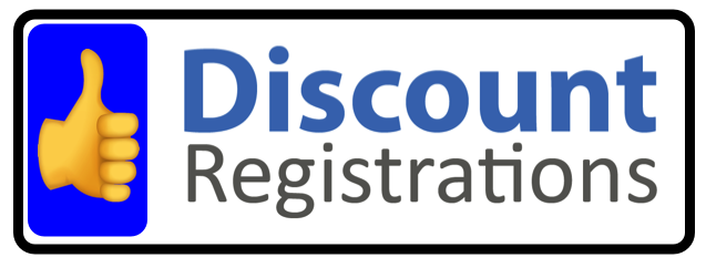 Cheap Private number plates from DiscountRegistrations